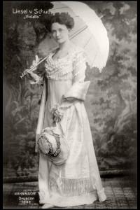 20x30 Liesel von Schuch in ihrem Dresden-Debüt als Violetta